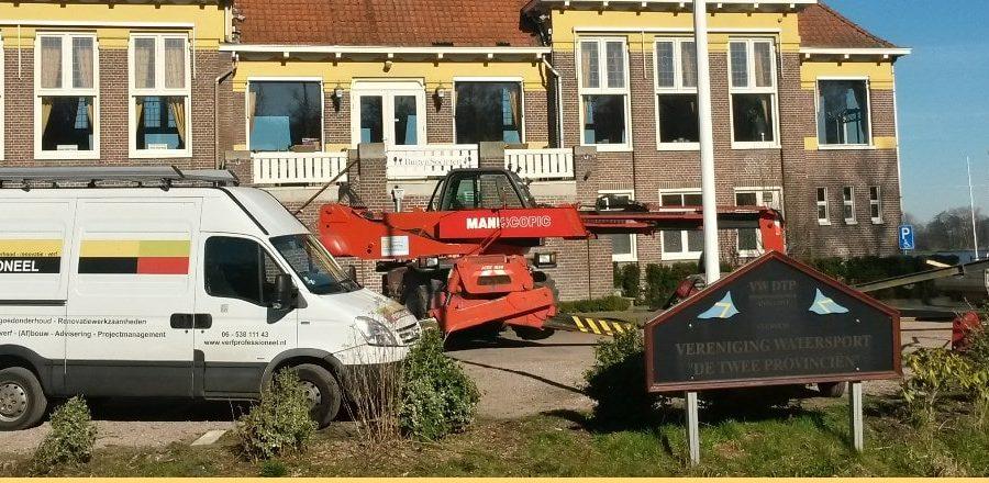 Uw schilder in Groningen
